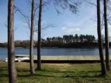 Domek nad jeziorem na Suwalszczyźnie