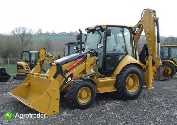 CAT 428E PREMIER rok 2011 fabrycznie nowa