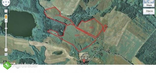 Grunt rolny 36ha!!!  las dopłaty z UE przez 15 lat