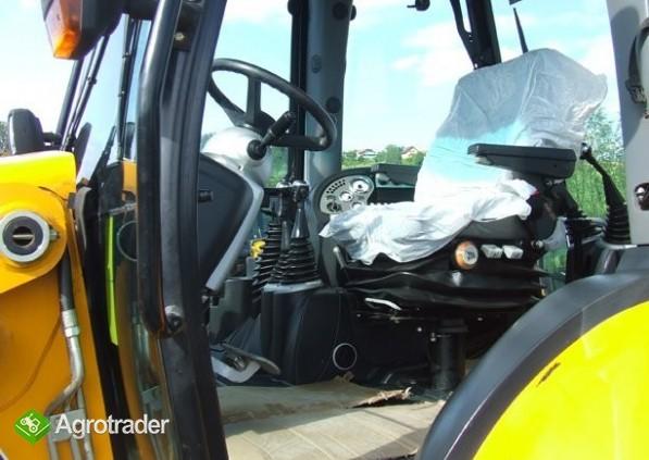Koparko ładowarka JCB 3CX Contractor z roku 2009 - zdjęcie 2