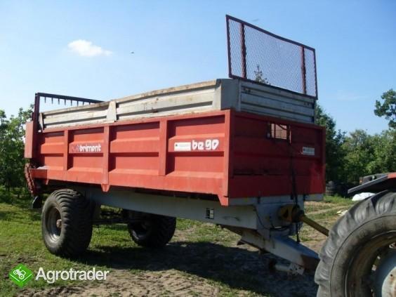 rozrzutnik brimont 10 ton - zdjęcie 1