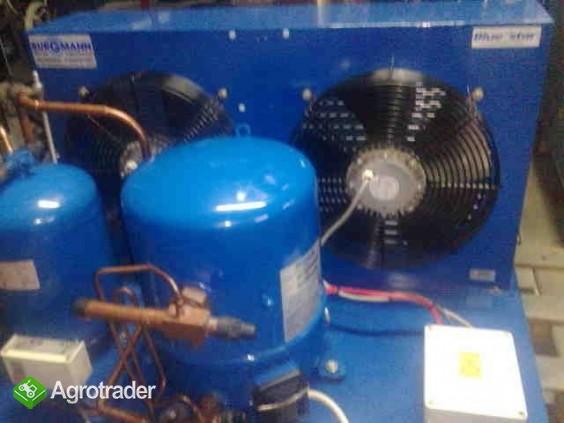 Agregaty chłodnicze sprężarki chłodnicze - zdjęcie 2