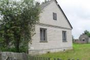Dom z siedliskiem na wsi