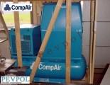 CompAir L07, Kompresor, Sprężarka Śrubowa 7,5 kW