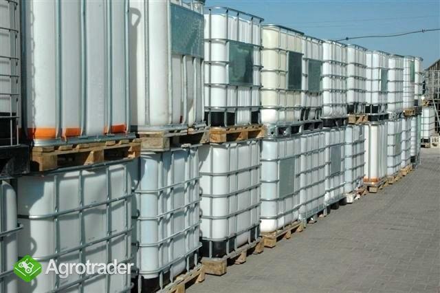 Poważne Zbiorniki 1000l, skup, sprzedaż, mycie. Walichnowy • Agrotrader.pl RC01